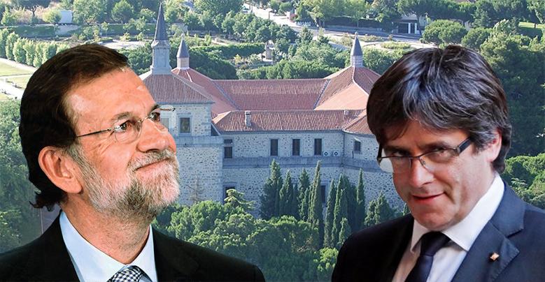 Encuentro-Puigdemont-Rajoy