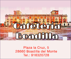 CAFETERÍA-BOADILLA