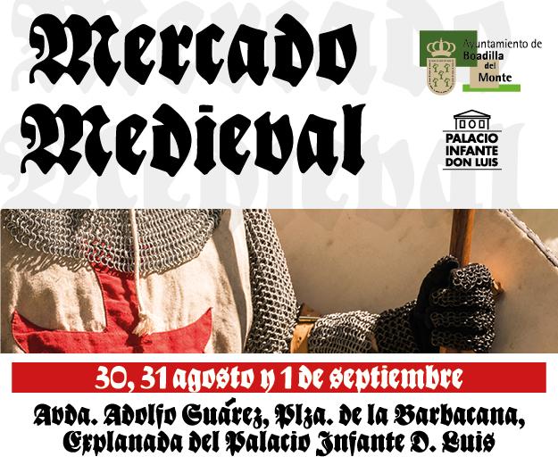 Boadilla Mercadillo Medieval
