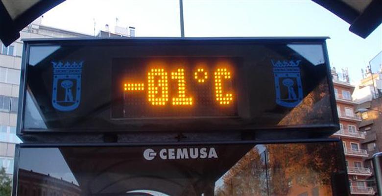 Boadilla Aumentada Termometro Bajo Cero La madrugada de este sábado se reportó que el termómetro descendió a 5 grados bajo cero en la comunidad rural de la quemada. boadilla aumentada